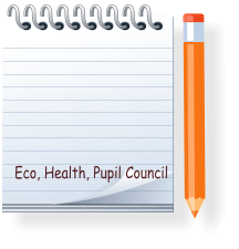Eco, Health, Pupil Council